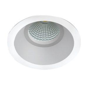 Projector redondo Φ88 (com lâmpada ligeiramente recolhida)